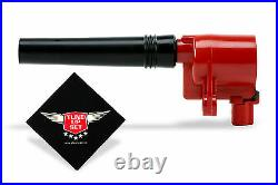 Tune Up Kit 2006 Lincoln LS V8 3.9L High Performance Ignition Coil DG515