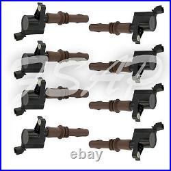 Tune Up Kit 2008 2009 2010 Ford F250 F350 SuperDuty V10 6.8L Ignition Coil DG521