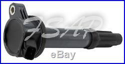 Tune Up Kit 2009-2012 Ford Flex 3.5L V6 Ignition Coil DG520 SP411 FA1884 EV257