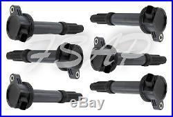 Tune Up Kit 2014 Ford Explorer 3.5L V6 Ignition Coil DG520 FL500S SP520 FA1884