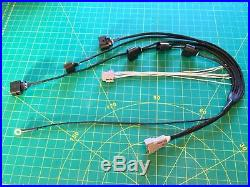 Universal 6Cylinder Audi R8 Ignition Coil Pack Conversion Harness Kit / Loom Kit